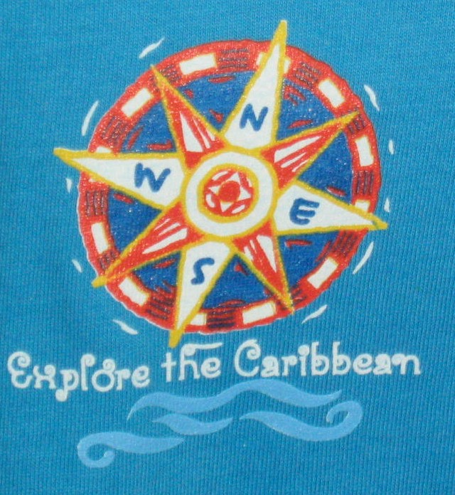 The Caribbean T-shirt
