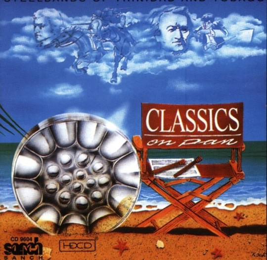 Classics On Pan Steelbands of Trinidad & Tobago - Various Bands