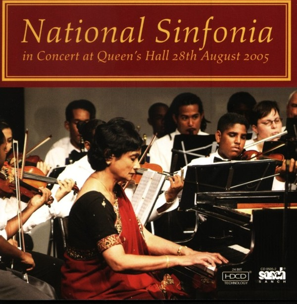National Sinfonia in Concert at Queen's Hall 28th August 2005