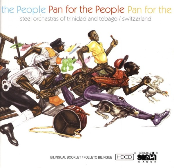 Pan for the People - Various Bands