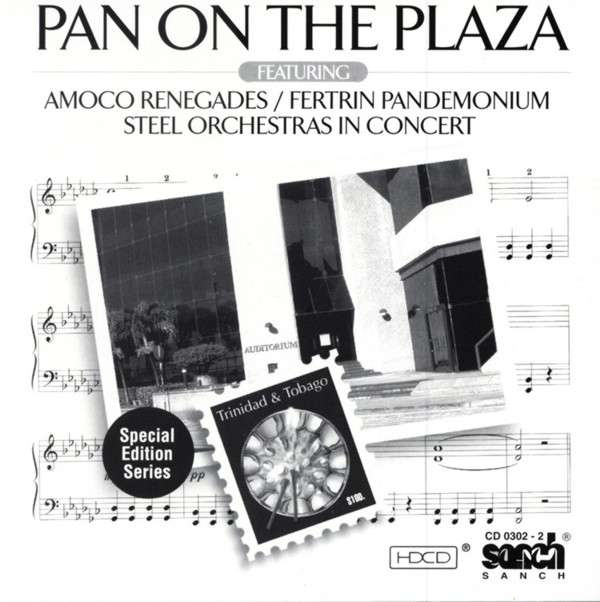 Pan On The Plaza - BP Renegades & Pandemonium