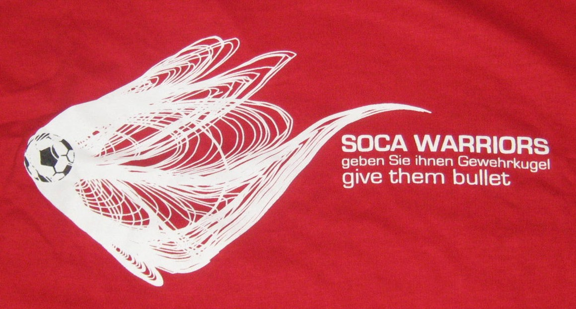 Soca Warriors  T-shirt